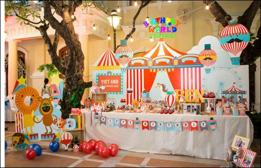 Dịch vụ nấu tiệc sinh nhật tại nhà Quận 1 chuyên nghiệp