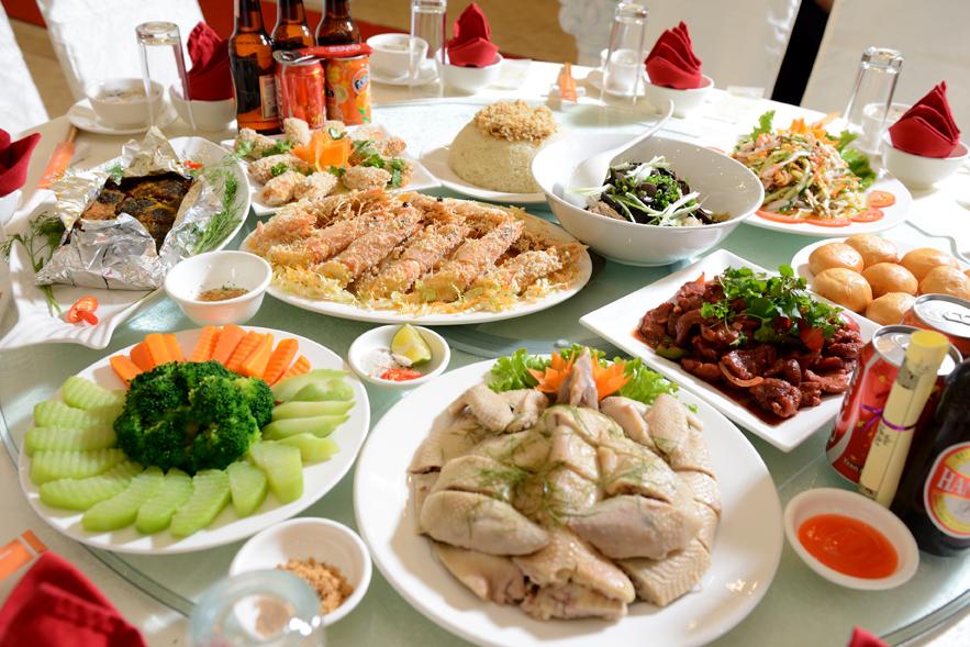 Dịch vụ nấu cỗ tại nhà Bình Tân chuyên nghiệp